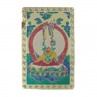 White Umbrella Talisman Card
