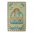 White Tara Talisman Card