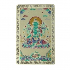 Green Tara Talisman Card
