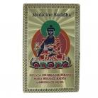 Medicine Buddha Health Talisman Card