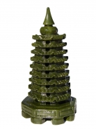 9-Level Green Jade Pagoda