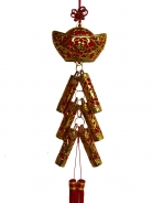 New Year Decoration Charm - Lucky Firecrackers