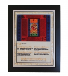 Gesar of Ling Plaque