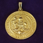 Producing Victory Medallion Pendant