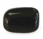 Black Obsidian Tumbled Polished Natural Stone