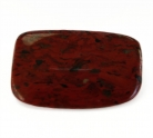 Brecciated Red Jasper Tumbled Polished Natural Stone