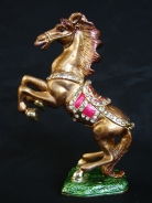 Bejeweled Victory Horse