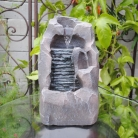 Rockery LED Indoor Water Fountain