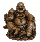 Chinese Buddha with Wu Lou