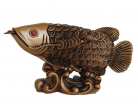 Feng Shui Fish Statues Chinese Good Luck Fish Symbol
