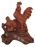 Harmony Rooster Statues