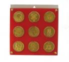 Nine Amulet Plaque