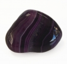 Purple Agate Tumbled Polished Natural Stone