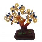Money Tree with Evil Eye Jewels
