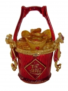 Bejeweled Wealth Bucket