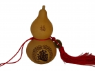 Feng Shui Wu Lou Charm with coin