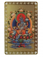 Black Tara Talisman Card