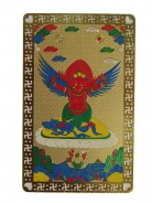 Garuda King Bird Talisman Card