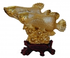 Golden Feng Shui Fish