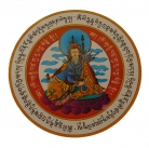 Guru Rinpoche Window Sticker