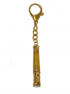 Yellow Victory Dragon Baton Key Chain