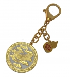 Good Health Keychain Amulet