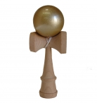 Gold Metallic Kendama