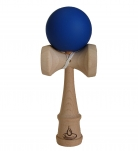 Blue Rubberized Kendama