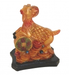 Chinese Zodiac Sheep Statue