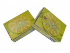 2 Boxes of NagChampa Lemon LIME Soaps