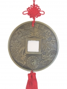 Big Chinese Good Luck Coin Charm
