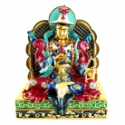 Wealth King Gesar Statue