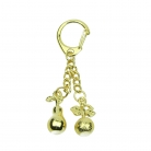 Tai Kat Tai Lay for Big Auspicious Amulet keychain