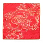 Red Fire Dragon Cushion Cover