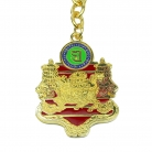 Wealth and Success Amulet Keychain