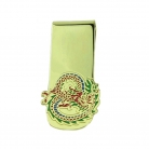 Colorful Dragon Money Clip