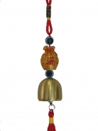 Small Money Bag Bell Charm