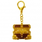 Treasure Box Amulet Keychain