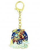 Magical Windhorse Keychain Talisman