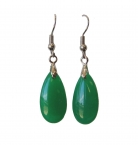 Jade Dangle Drop Earrings