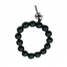 Men's Black Ebony Wood Bracelet