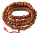 Plant Seed Mala Beads Necklaces