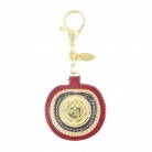 Apple Peace Keychain Amulet