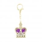 Purple Crown Symbolizing Prestige & Success