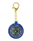 Sum of Ten Enhancer Amulet Keychain