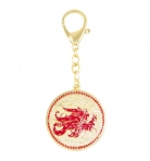 9 Tailed Red Fox Amulet for Wealth & power