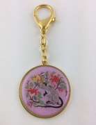 Animal Sign Wish Amulet - Rat
