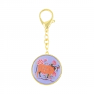 Animal Sign Wish Amulet - Ox