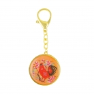 Animal Sign Wish Amulet - Rooster