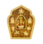 Golden Tara Home Amulet